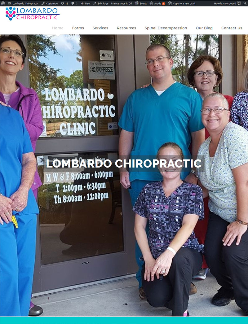 Lombardo Chiropractics
